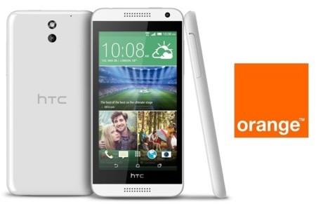 Precios HTC Desire 610 con Orange