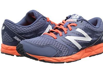 Desde sólo 25,23 euros podemos hacernos con unas zapatillas de running New Balance W590 en Amazon