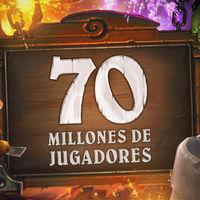 Hearthstone alcanza los 70 millones de jugadores y esto es lo que nos regala para celebrarlo