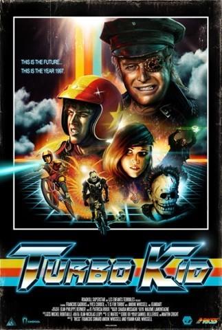 'Turbo Kid', tráiler y cartel de la prometedora película de ciencia ficción a lo 'Mad Max'