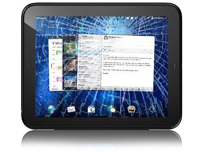 HP abandona Web OS