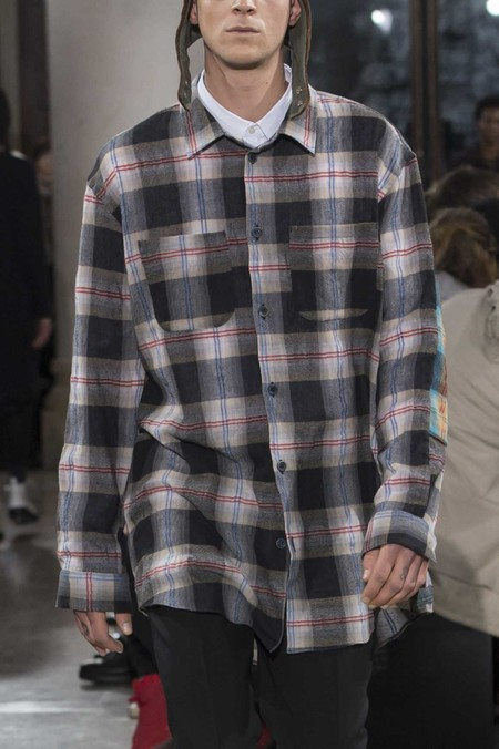 Camisas de aires grunge