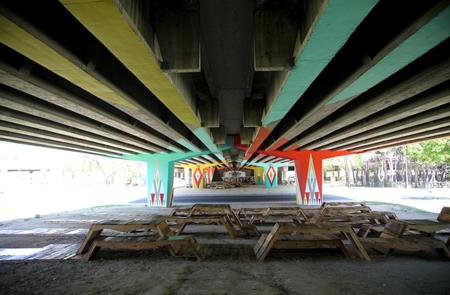 El Puente De Colores Boa Mistura 9