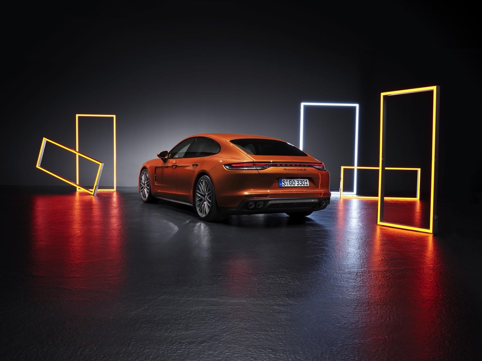 Foto de Porsche Panamera 2021 (41/57)