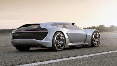 Audi Pb 18 E Tron Concept