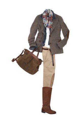 Lookbook Massimo Dutti Otoño-Invierno 2010/2011, blazer