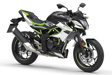 Kawasaki Z125 2019 1