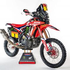 Foto 7 de 16 de la galería honda-crf450-rally-dakar-2021 en Motorpasion Moto