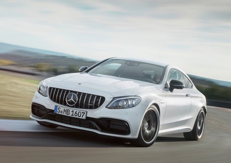 Mercedes Benz C63 S Amg Coupe 2019 1280 03