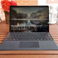 Microsoft Surface Pro X, análisis: el hardware ARM está preparado para conquistar a los convertibles, el software todavía no