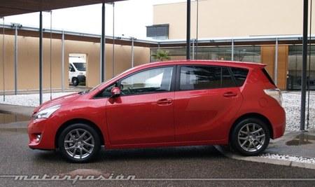 Toyota Verso 2013 presentación Niza 03
