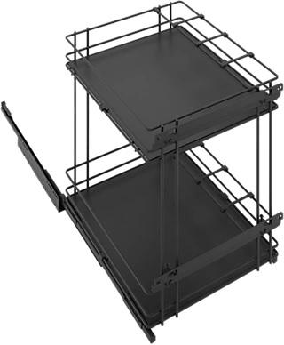 Accesorio extraíble 2 cestas para mueble de cocina DELINIA ID 56x45x76,8 cm.