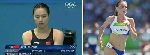 ¿Son verdaderos los nombres de estos atletas o nos los hemos inventado todos?