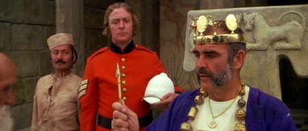Críticas a la carta | 'El hombre que pudo reinar' de John Huston