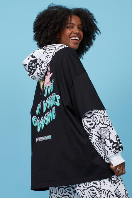 La nueva colección de H&M viene con el personaje más descarado (y divertido) del momento: Bob Esponja