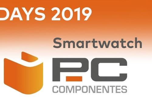 Las 11 mejores ofertas en smartwatches de los PcDays 2019 en PcComponentes