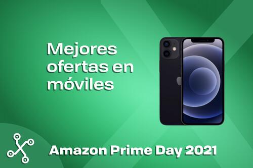 Los mejores móviles en oferta por el Amazon Prime Day 2021