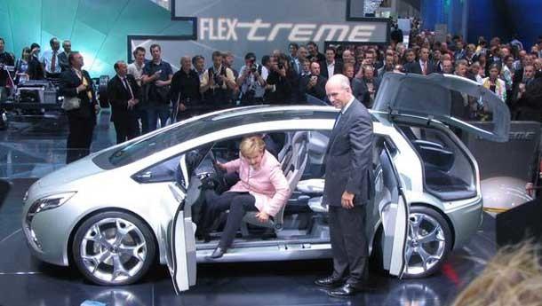Merkel Flextreme 610