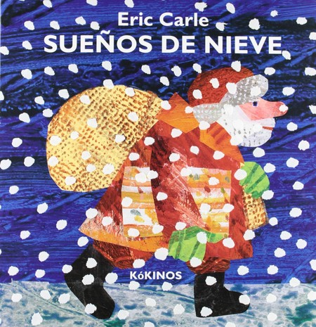 Libro Sueños de nieve