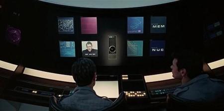 Hal 9000 en la película 2001