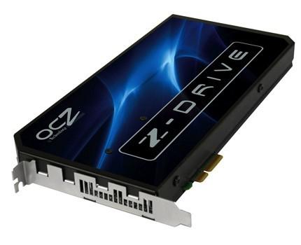 OCZ Z-Drive, más SSD por PCI-E