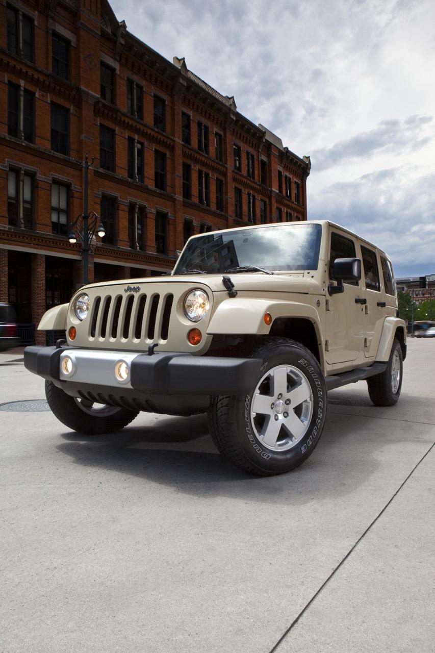 Foto de 2011 Jeep Wrangler (19/27)