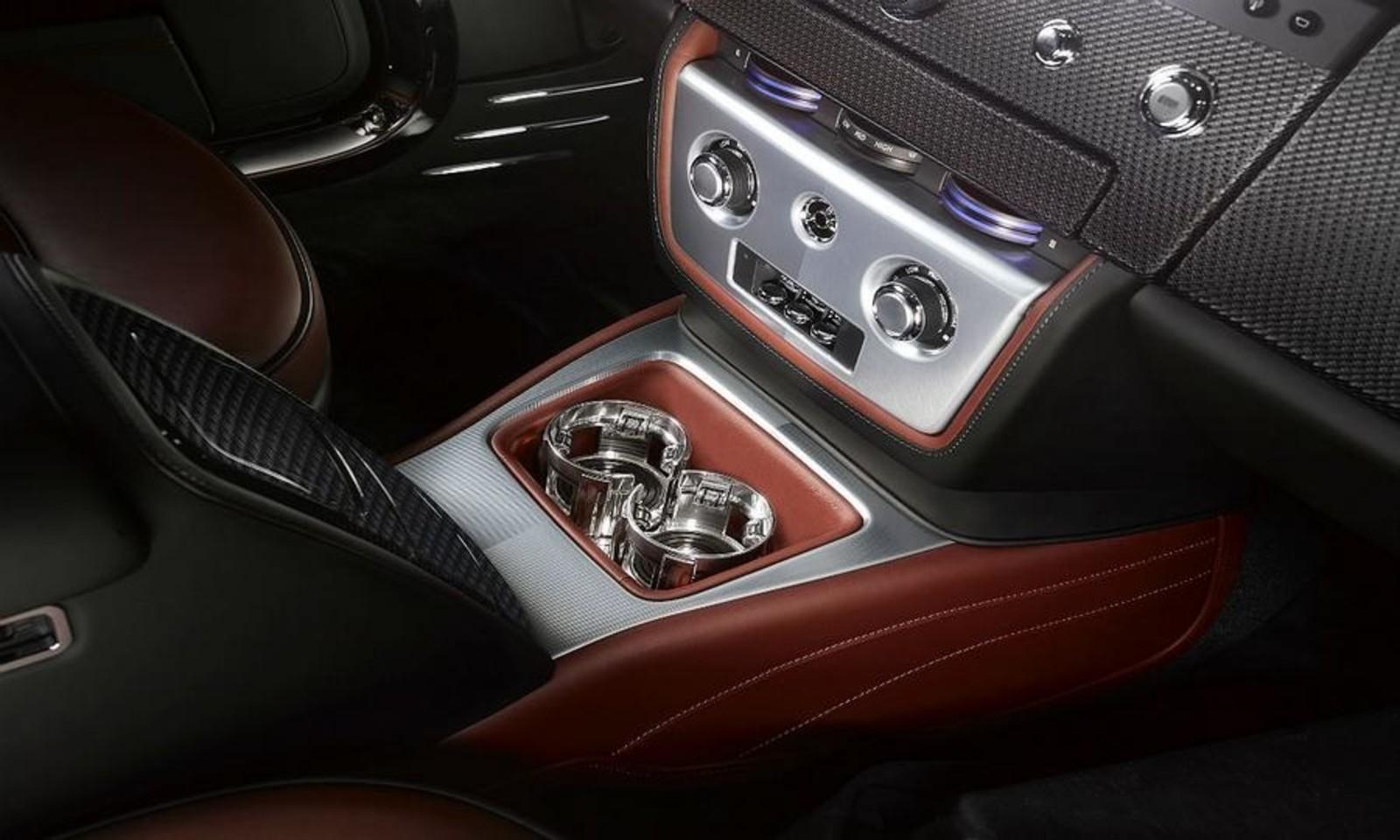 Foto de Rolls-Royce Phantom Drophead Coupé (5/11)