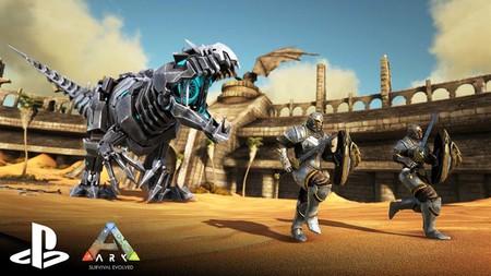 Al final cambiaron de opinión, ARK: Survival Evolved llegará la próxima semana al PS4