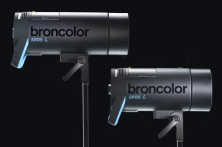 Broncolor presenta Siros L, dos nuevos flashes compactos y con batería incorporada