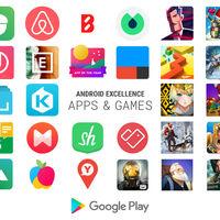 Las 38 aplicaciones y juegos más excelentes para este primer trimestre de 2018, según Google