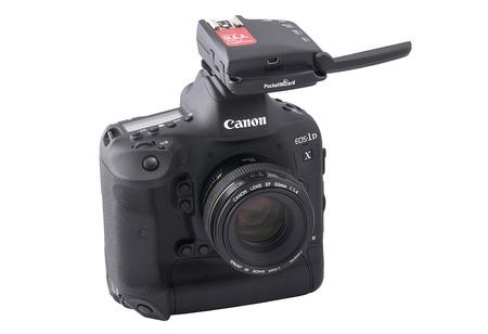 PocketWizard FlexTT6, nuevo transceptor del conocido fabricante (de momento solo para cámaras Canon)