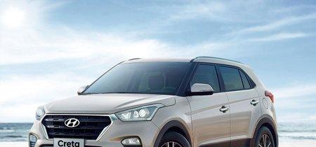 Así es el facelift del Hyundai Creta