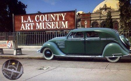 Museo de Arte de L.A. en L.A. Noire