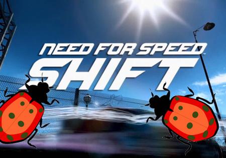'Need for Speed: SHIFT', la versión de Xbox 360 se lleva el premio al Bug más salvaje