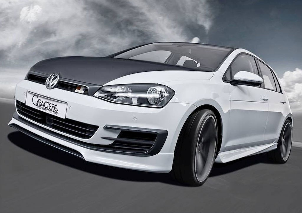 Volkswagen Golf VII By Caractere