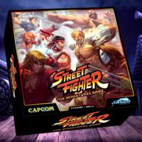 Street Fighter: The Miniatures Game, el juego de cartas y tablero con figuras espectaculares, llegará en abril a Kickstarter