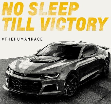 Chevrolet Thehumanrace 01