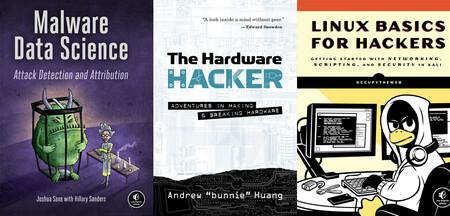 Humble Bundle Hacking 101: paga lo que quieras por estos libros sobre ciberseguridad valorados en casi 600 euros