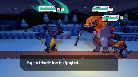 ¿Y si en Pokémon pudiéramos fusionar a todas las criaturas? Eso es lo que propone el nuevo RPG indie Cassette Beasts