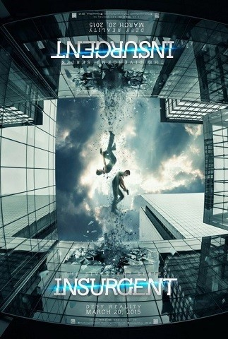'La Serie Divergente: Insurgente', tráiler y nuevo cartel
