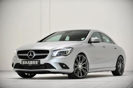 Brabus Mercedes-Benz CLA