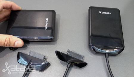 Seagate y Verbatim enseñan el primer disco duro con conexión USM
