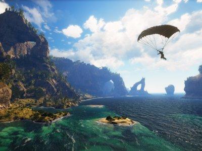 Este gameplay de Just Cause 3 corriendo en PS4 nos muestra las muchas maneras de pasar las horas en el gigantesco mapa de Medici