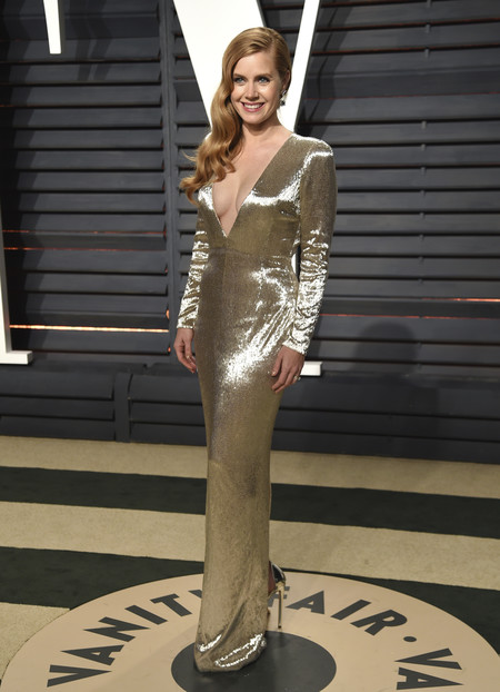Looks Fiesta Vanity Fair Oscars 2017 Alfombra Roja 5