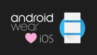 Google está trabajando en el soporte de Android Wear para iOS