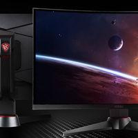 MSI presenta su nuevo monitor tope de gama, el MSI Optix MAG27CQ, enfocado al usuario gamer
