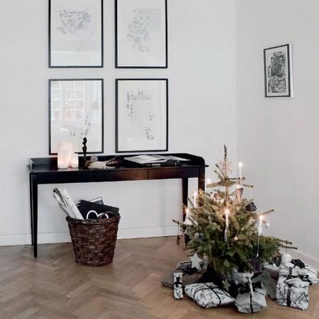La semana decorativa: Ideas originales donde poner los regalos de Navidad