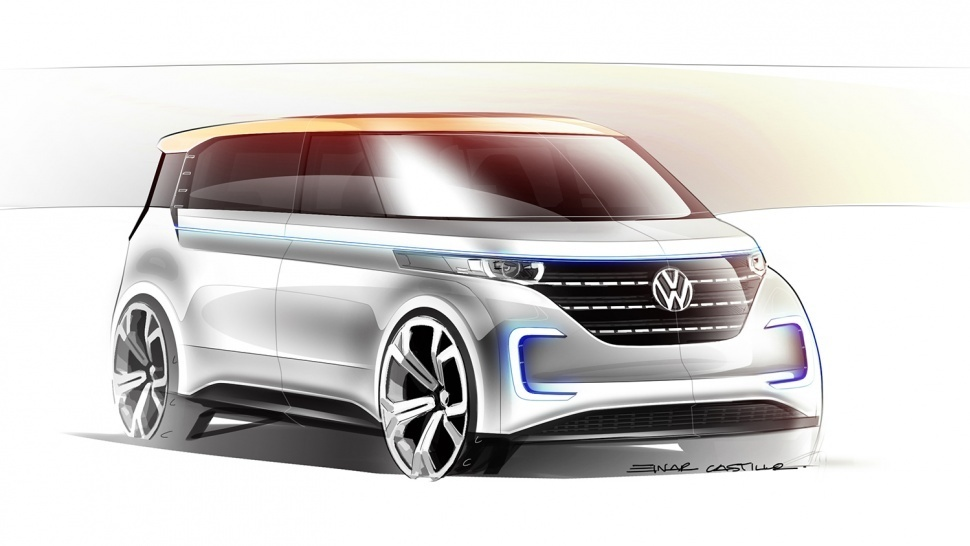 Foto de Volkswagen BUDD-e concept (10/30)