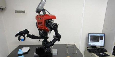 Hiro, un robot humanoide que trabajará junto a seres humanos