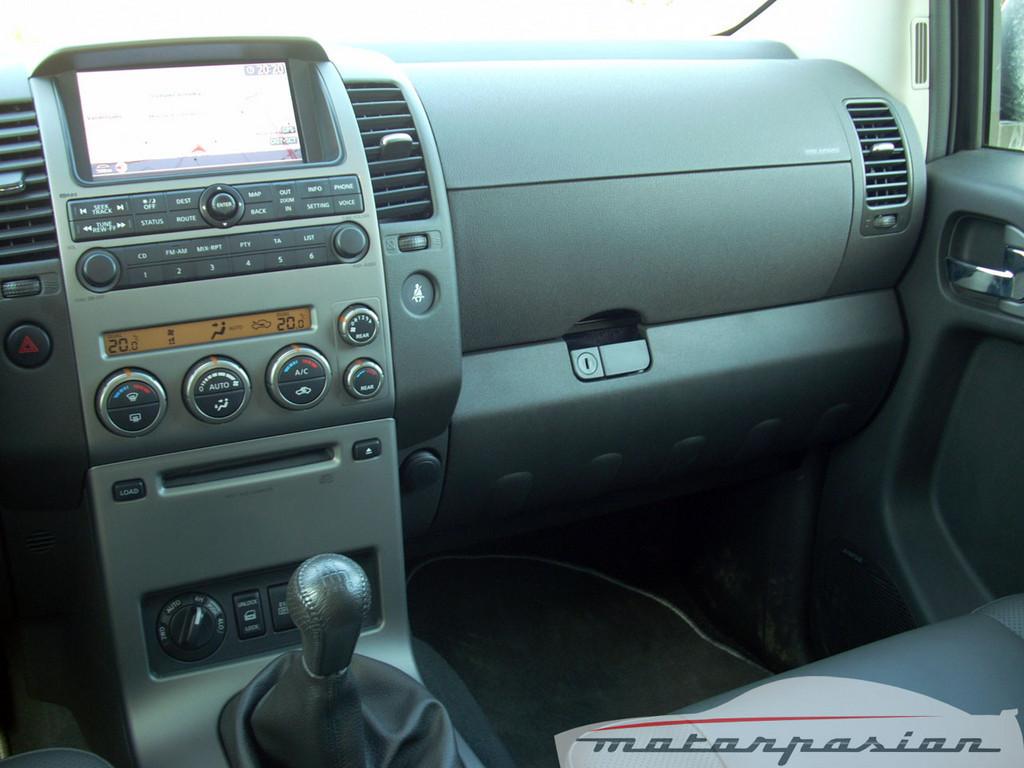 Foto de Nissan Pathfinder (prueba) (35/48)